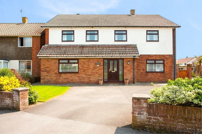 Thumbnail Detached house for sale in The Whimbrels, Rest Bay, Porthcawl