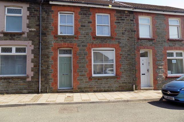 3 bed terraced house for sale in Elizabeth Street, Pentre, Rhondda Cynon Taff. CF41