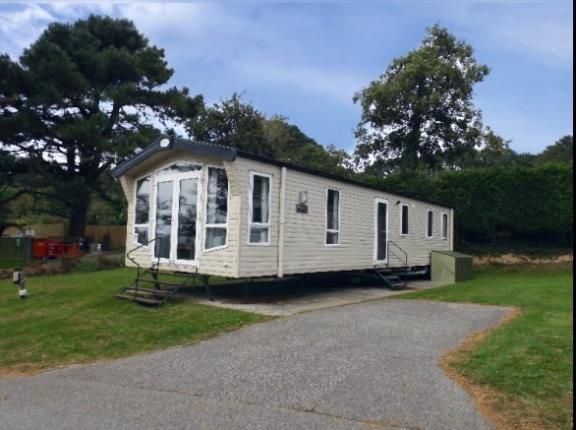 Front. of Newquay Holiday Park, Newquay, Cornwall TR8