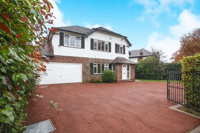 Thumbnail Detached house for sale in Carrwood Road, Wilmslow, Cheshire