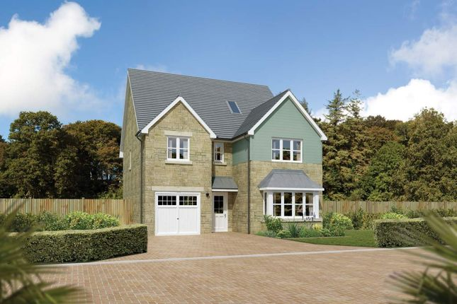 "Thumbnail Detached house for sale in ""Merrington"" at Lempockwells Road, Pencaitland, Tranent"