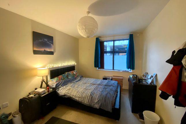 Double Bedroom of Water Street, St. Paul's Square, Birmingham B3