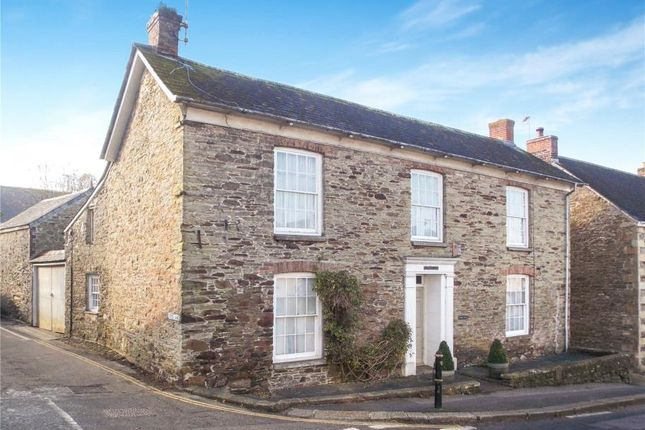 Thumbnail Detached house for sale in Fore Street, Grampound, Truro