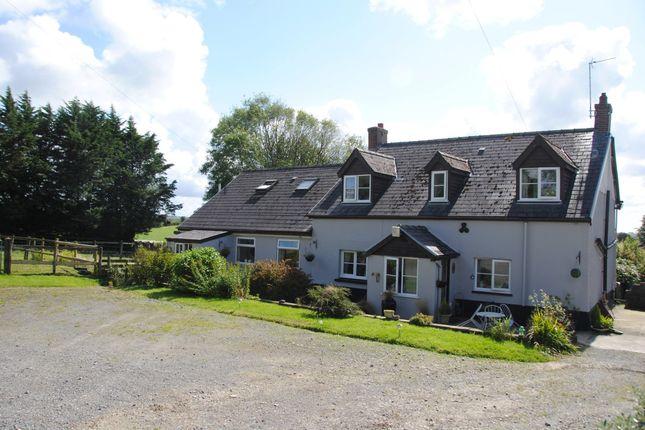 Thumbnail Detached house for sale in Trelech, Carmarthen