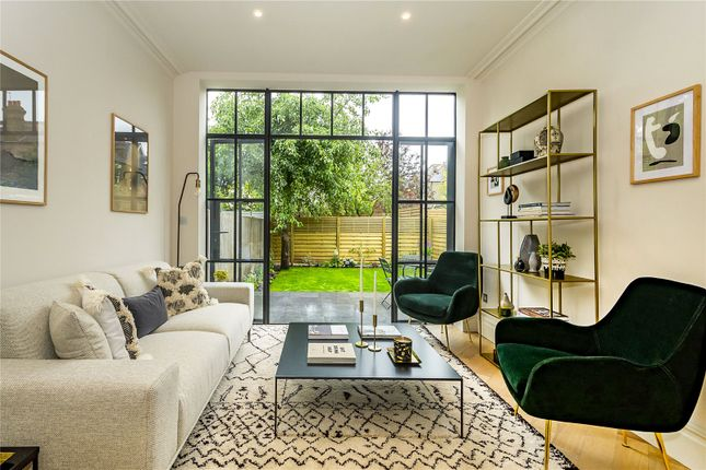 Thumbnail Flat for sale in Twyford Crescent, Ealing Common
