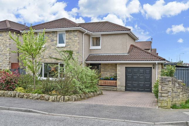 Thumbnail 4 bed detached house for sale in James Miller Road, Dunfermline