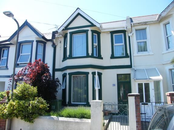 4 bed terraced house for sale in Torquay, Devon