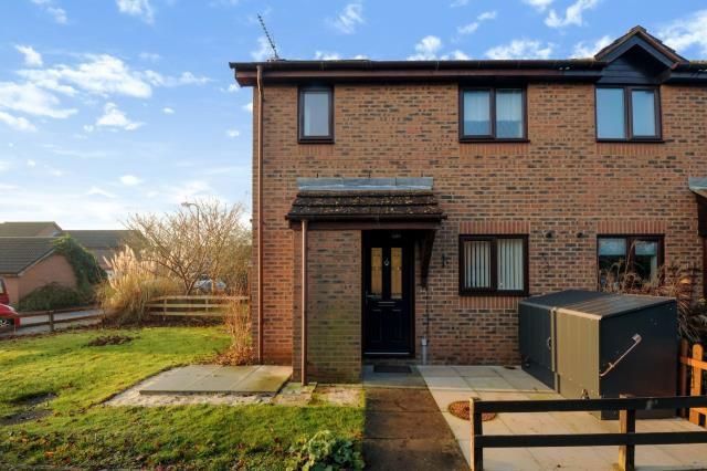 Thumbnail End terrace house for sale in Ypres Way, Abingdon