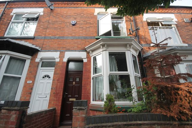 Thumbnail Terraced house for sale in Norman Street, West End, Leicester