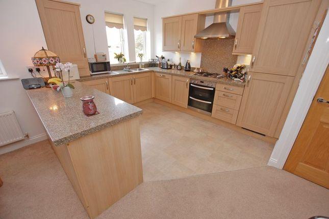 Thumbnail Flat for sale in Main Street, Ponteland, Newcastle Upon Tyne