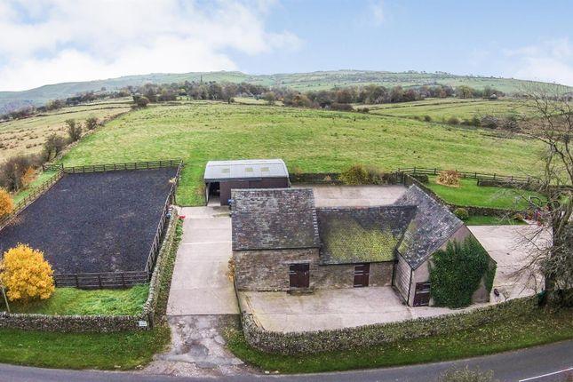Thumbnail Detached house for sale in Butterton Moor, Leek