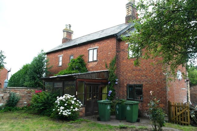 3 bed detached house for sale in Smithfield Road, Market Drayton