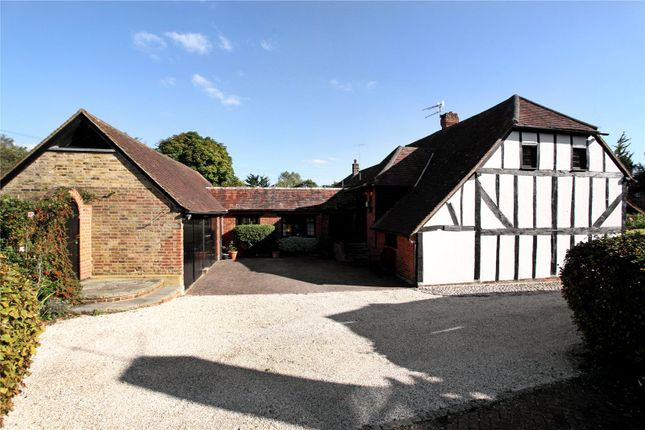 3 bed barn conversion for sale in The Street, Puttenham, Guildford, Surrey