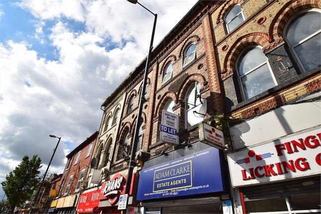 Thumbnail Flat to rent in Flat 2, Wilmslow Road, Manchester