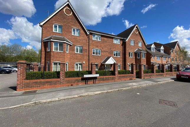 Thumbnail Block of flats for sale in Kingfisher Drive, Wombwell, Barnsley
