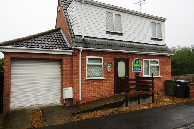 Thumbnail Property to rent in Fairmead Way, Peterborough