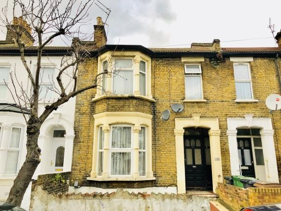 Thumbnail Flat for sale in Frith Road, London