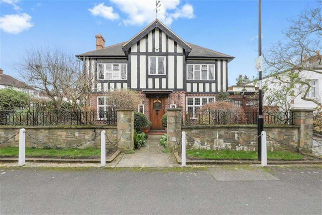 Thumbnail Detached house for sale in Hall Drive, London