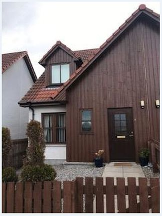 Thumbnail End terrace house for sale in Woodside Brae, Westhill, Inverness