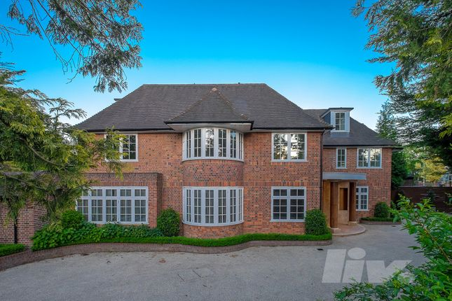Thumbnail Terraced house for sale in The Bishops Avenue, Hampstead Garden Suburbs