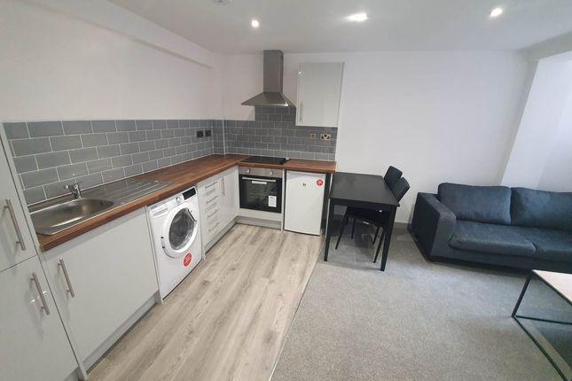 Thumbnail Flat to rent in Tivoli House, South Street, Hull