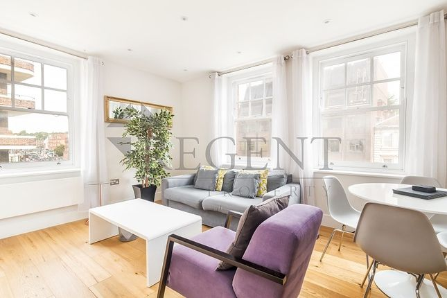 Thumbnail Flat for sale in Marlborough House, Finchley Road