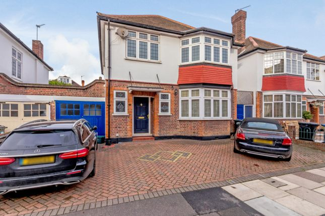 Thumbnail Detached house to rent in Alwyne Road, London