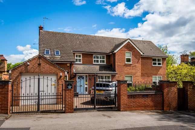 Thumbnail Semi-detached house for sale in Clumber Road East, The Park, Nottingham