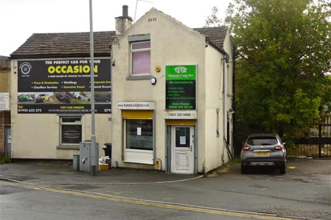 Thumbnail Property to rent in Huddersfield Road, Liversedge