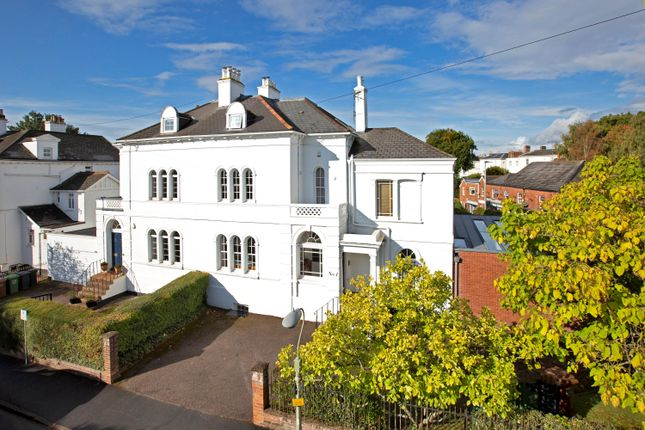 Thumbnail Semi-detached house for sale in Victoria Park Road, Exeter, Devon