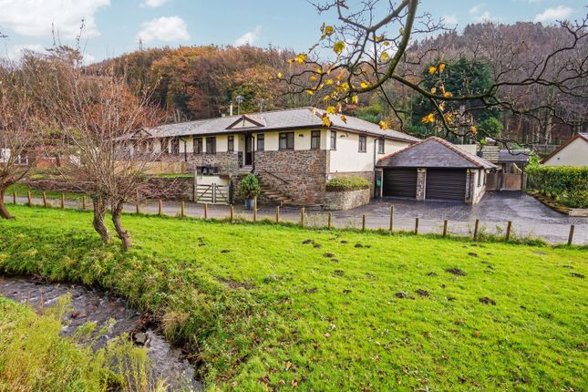 4 bed bungalow for sale in Brombil Cottages, Margam, Port Talbot SA13