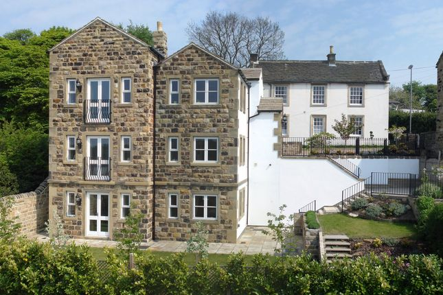 Thumbnail Detached house for sale in Hill Top, Newmillerdam, Wakefield