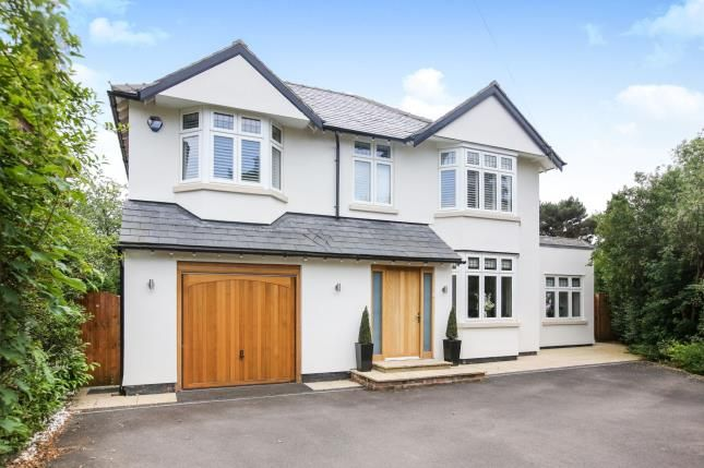 Thumbnail Detached house for sale in Knutsford Road, Alderley Edge, Cheshire, Uk