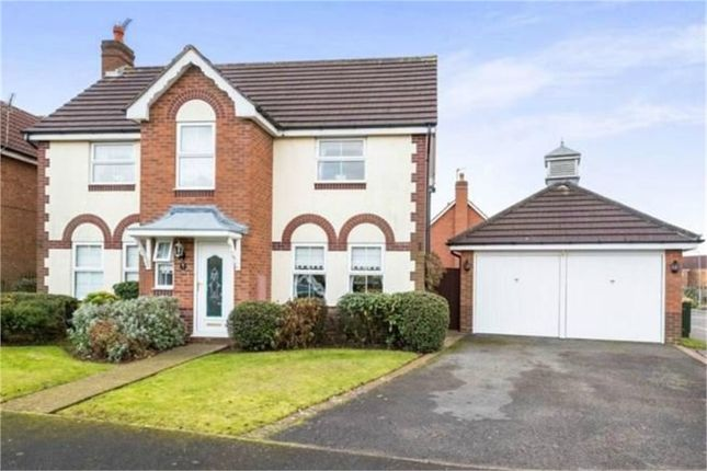 Thumbnail Detached house for sale in Machin Grove, Gateford, Worksop, Nottinghamshire