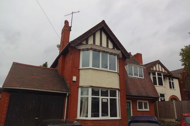 Thumbnail Shared accommodation to rent in Derby Road, Lenton, Nottingham