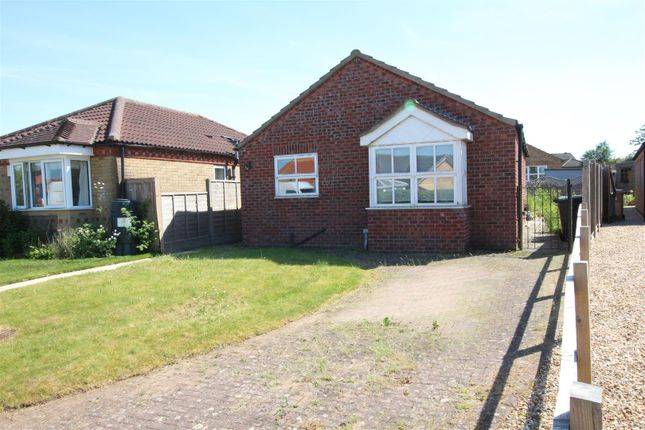 Thumbnail Detached bungalow for sale in Doncaster Gardens, Navenby, Lincoln