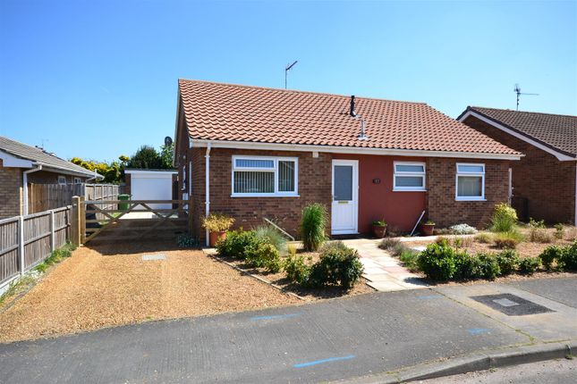 Thumbnail Detached bungalow for sale in Goose Green Road, Snettisham, King's Lynn