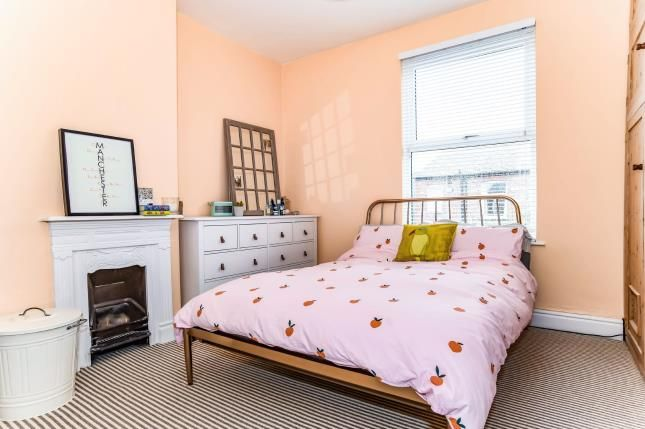 Bedroom of Cleveleys Avenue, Manchester, Greater Manchester M21