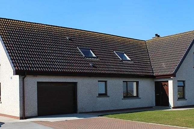 Thumbnail Detached house for sale in Bigswell Road, Stenness, Orkney