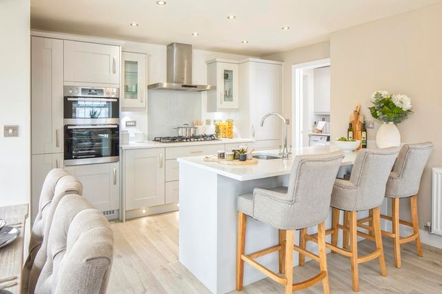 """4 bed detached house for sale in """"Cornell"""" at Main Road, Earls Barton, Northampton NN6"""