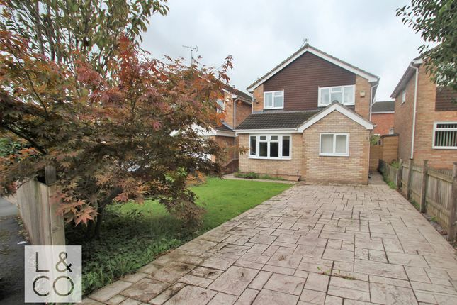 Thumbnail Detached house to rent in Meadowlands Close, Parc Seymoure, Penhow