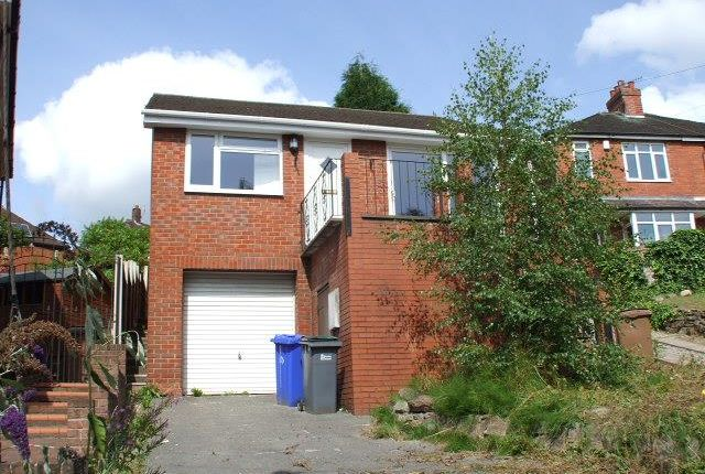 Thumbnail Detached house to rent in Dividy Road, Bucknall, Stoke-On-Trent