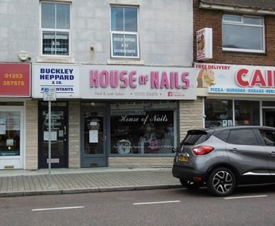 Thumbnail Retail premises to let in 212 Red Bank Road, Bispham, Blackpool, Lancashire