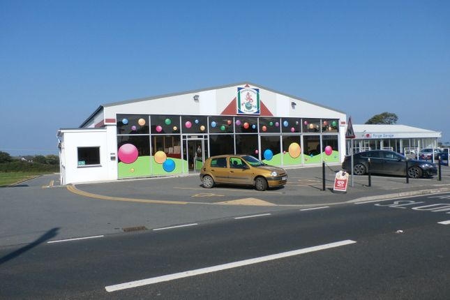 Commercial property for sale in Forge Business Park, Ffosyffin, Aberaeron