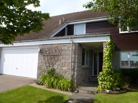 Thumbnail Detached house to rent in Earlswells Road, Cults, Aberdeen
