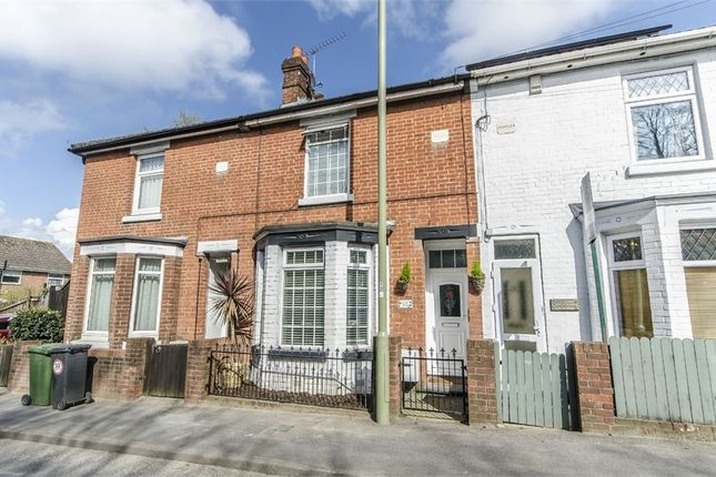 Thumbnail Detached house for sale in Botley Road, Fair Oak, Eastleigh, Hampshire