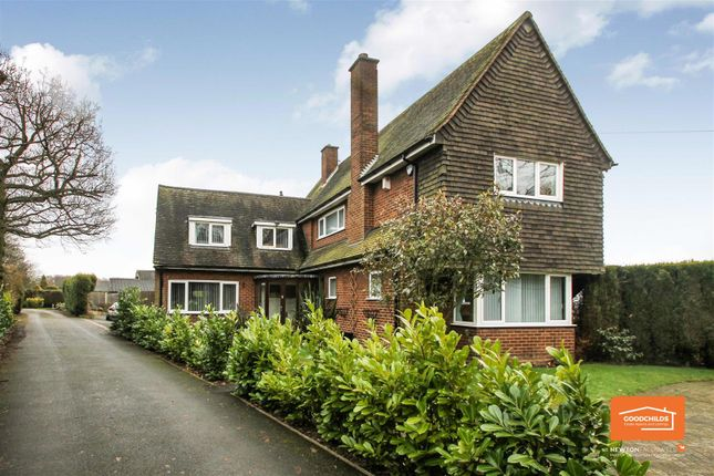Thumbnail Detached house for sale in Hobs Hole Lane, Aldridge, Walsall