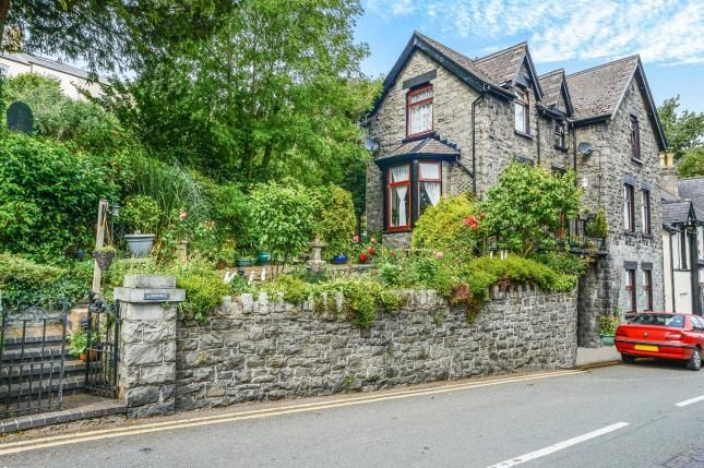 Thumbnail Detached house for sale in Rose Hill, Trefriw, Conwy, North Wales