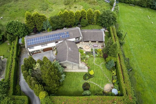 Thumbnail Detached house for sale in Mitton Avenue, Rawtenstall, Rossendale
