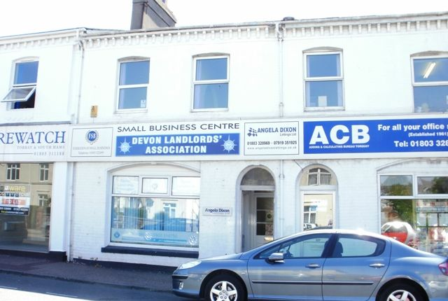 Office to let in St Marychurch Road, Torquay